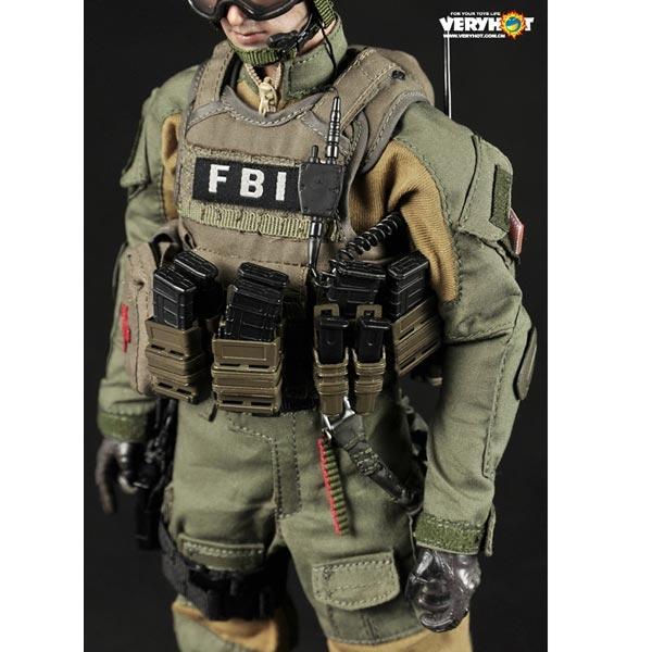 Military Vehicles For Sale >> Monkey Depot - Uniform Set: Very Hot FBI 2.0 (1027)