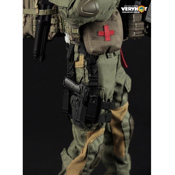 Armored Truck For Sale >> Monkey Depot - Uniform Set: Very Hot FBI 2.0 (1027)