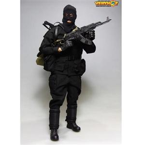 Monkey Depot - Uniform Set: Very Hot Bank Robber Accessory