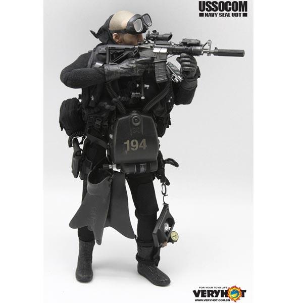 Monkey Depot - Uniform Set: Very Hot USSOCOM Navy Seal UDT