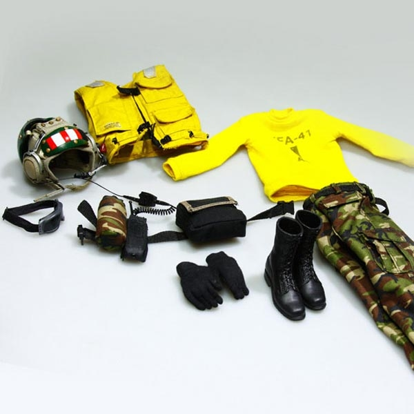 Monkey Depot - Uniform Set: Very Hot Special Forces