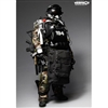 Uniform Set: Very Hot Navy Seal HALO UDT Jumper Camo (Dry Suit) (VH-1040)