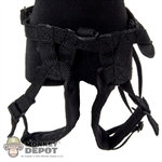 Harness: Very Hot Rappelling Padded Black