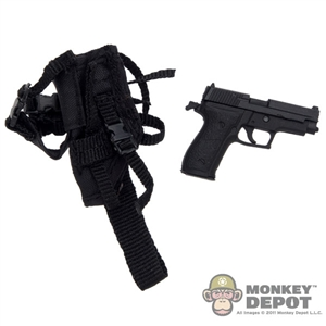 Pistol: Very Hot SIG 226 w/Holster