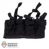 Pouch: Very Hot Four Cell Ammo Shingle MOLLE