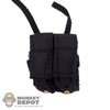 Pouch: Very Hot M4 Magazine Double Flap MOLLE