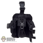Pouch: Very Hot Triple Cell Drop Leg MOLLE