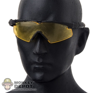 Glasses: Very Hot Protective Yellow Tint
