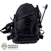 Pack: Very Hot Black Backpack