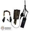 Radio: Very Hot PRC 148 w/Head Set & Pouch