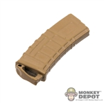 Ammo: Very Hot Magpul P-Mag 30 Round w/Ranger Plate