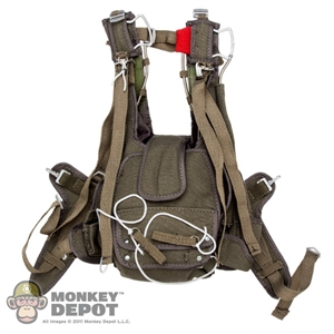 Pack: Very Hot HALO UDT Jumper Parachute OD