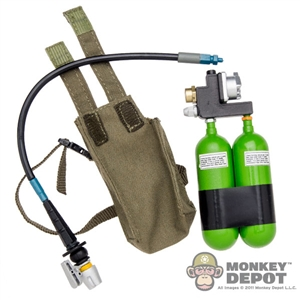 Tank: Very Hot Oxygen Tank w/Pouch