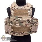Vest: Very Hot Multi Cam Low Profile Body Armor