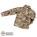 Jacket: Very Hot Multicam Combat Jacket