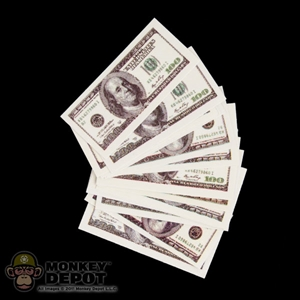 Cash: Very Hot $100 Money Stack