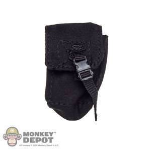 Pouch: Very Hot Black Ammo Pouch