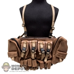Vest: Very Hot Brown Chest Rig