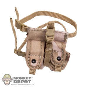 Pouch: Very Hot 3 Color Camo Tactical Sub-Load