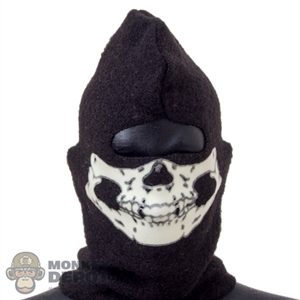 Mask: Very Hot Glow In The Dark Balaclava