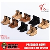 Boots: VS Toys Mountain Boots (VST-18XG22-23)