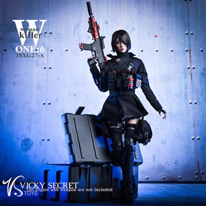 Uniform Set: VS Toys Female Assassin Set (VST-18XG27)