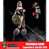 Uniform Set: VS Toys Dragon Female Warrior Armor Set (VST-18XG32A)