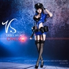 VS Toys COS Blue Policewoman Uniform (VST-18XG16B)