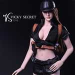 VS Toys Female Assassin Clothing Set A (VST-17NSS-A)