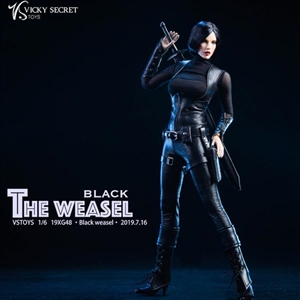 Outfit Set: VS Toys Black Weasel (VST-18XG48)