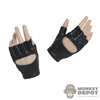Hands: VS Toys Female Molded Fingerless Relaxed
