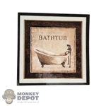 Decal: VS Toys Bathtub Sticker