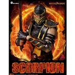 Boxed Figure: World Box Mortal Kombat Scorpion