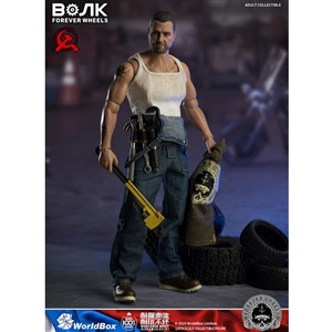 World Box Motor Mechanic (WB-AT031)