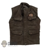 Vest: World Box Mens Weathered Sleeveless Vest