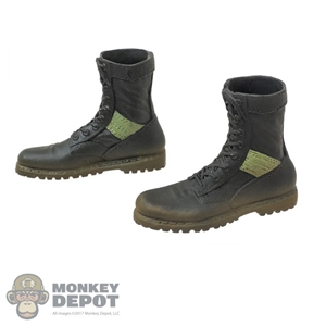 Boots: WJL Toys Mens Molded Jungle Boots