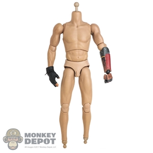 Figure: WJL Toys Disguiser Body w/Hands