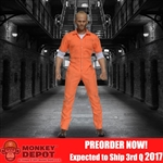Uniform Set: Wolf King Jack Inmate (WK-89012A )
