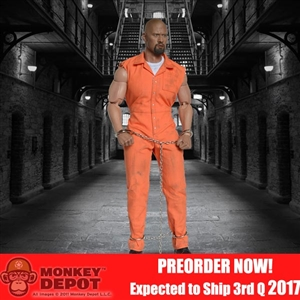 Uniform Set: Wolf King Dao Inmate (WK-89012B)