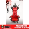 Chair: Wolf King Skull Throne (WK-88006A)