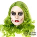 Head: Wolf King Female Joker