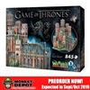 Puzzle: Wrebbit GOT The Red Keep 3D Puzzle (905127)
