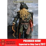Boxed Figure: XD Toys Captain of Octopus (XD-001)
