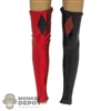 Sleeves: X-Toys Black & Red Leggings
