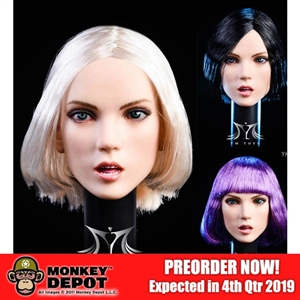 Head: YM Toys Female Head (YMT-025)
