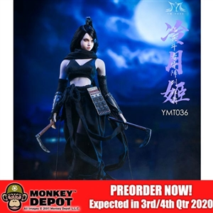 Accessory Set: YM Toys Cold Moon Ninja (YMT-036)