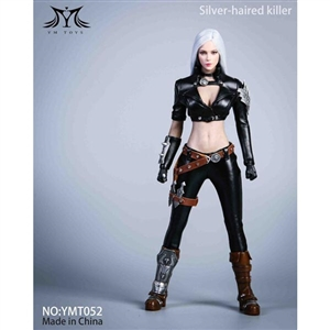 Outfit: YM Toys Silver Hair Assassin (YMT-052)