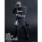 "Boxed Figure: ZC World - US Riot Police ""Shawn"" (ZC-156)"