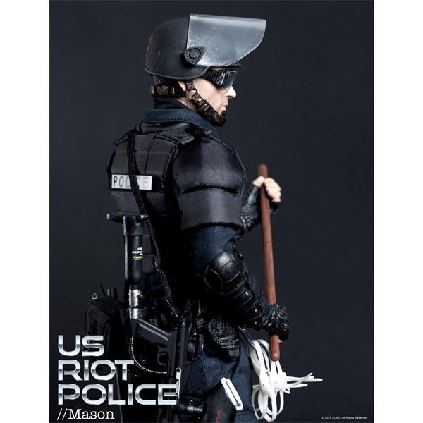 Monkey Depot - ZC World - New York Police 2.0 Murphy