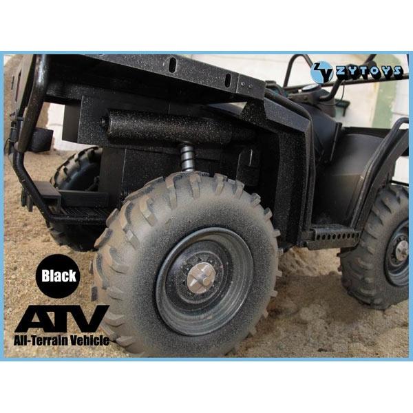 Monkey Depot - ZY Toys 1/6 ATV All Terrain Vehicle
